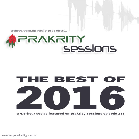 prakrity - prakrity sessions the best of 2016