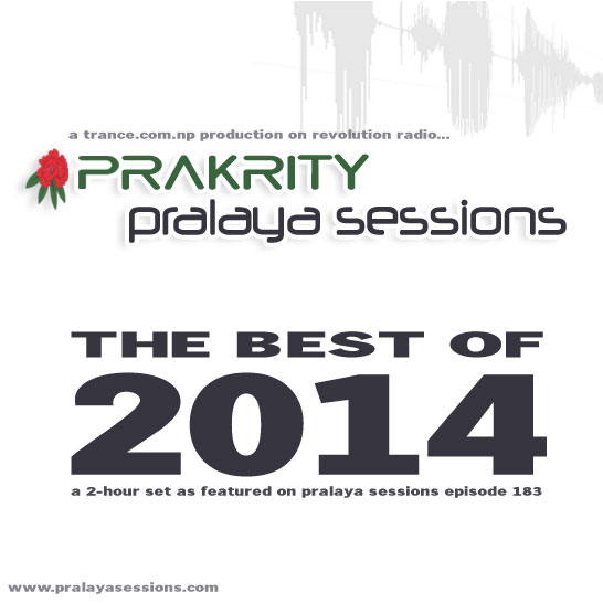 prakrity - pralaya sessions the best of 2014